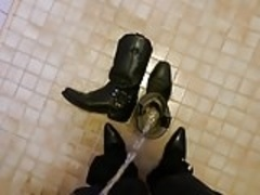 Piss in cowboy boots