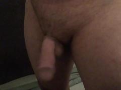 Shaking cock