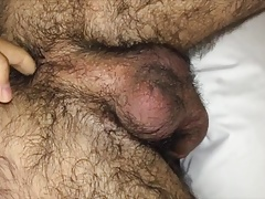 Hairy Straight Virgin Ass BB