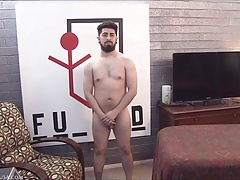 Fit Adrian returns for prostate stimulation