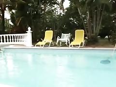 Latino Twinks BB  At The pool
