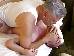 Daddies fuck boy
