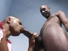 Black daddy fuck