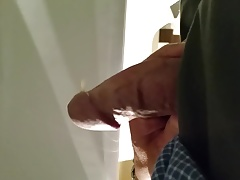 restroom spy wanking cumshot120