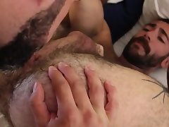 Hairy ass banged