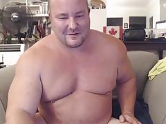Naked Canadian Bull Webcam
