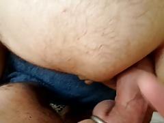 cum dildo ass boy