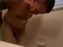 A shower a day!