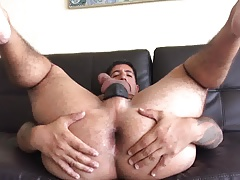 Daddy's Hairy Hole