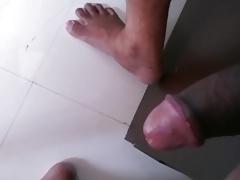 desi telugu guy masturbates his penis