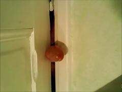 behind the door. H.T.B.
