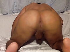 Once Again my Delicious Favorite Phat Bubble Butt