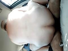 maduro me folla en coche-oldman fuck in car
