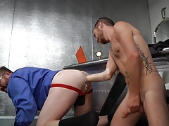 Club Inferno Dungeon Extreme Fisting Office Fuck