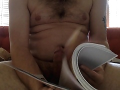 Cumming for Emma Stone and licking it up 3