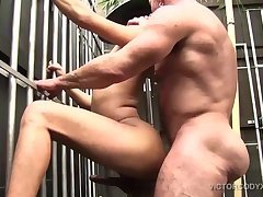 Daddy Rogue Bareback Fucks Latino Cesar Xes