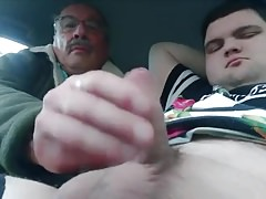 Blowjob from Daddy