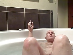 Me in a jacuzzi