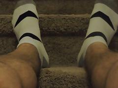 Socks And Bare feet