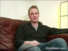 Ricky jerking off his amazing cock