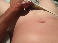 Curved cock in parties and cock rings