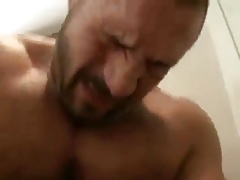Pure Muscle Bathroom Fuck