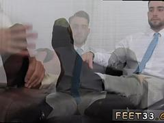 Gay boys with cute toes movie xxx KCs New Foot  Sock Slave