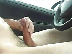 Cum in my car