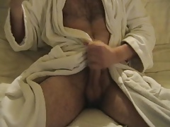 Bath robe jerk