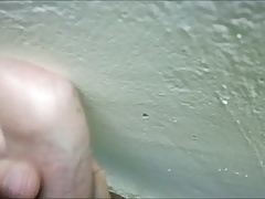 Wall Rubbing Small Dick 02