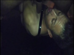 Sucking off a mix buddy (Filipino&Mexican)