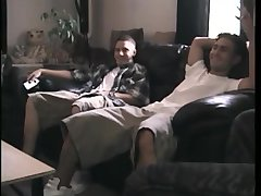 Horny straight dudes Cory and Paulie are rubbing their dicks