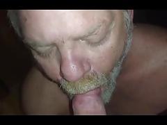 Bi trucker pleasure