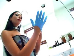 Gianna Michaels Humiliated By Her Dom