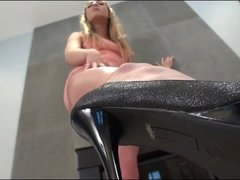 my shoe in your mouth pov