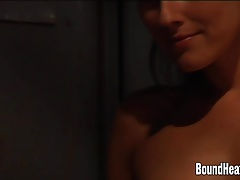 Lesbian Sex and Massage With Madame and Slave