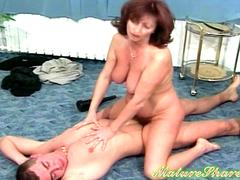 Mature Couples Have An Orgy