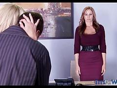 Seductive MILF Sluts at the Office