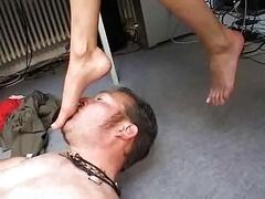 Sadomasoquismo, Dominacion femenina, Fetiche de pies