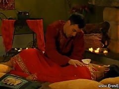 Intimate Love Making of Indian Lovers