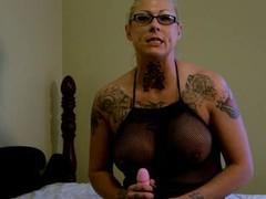 JOI clip with dominatrix