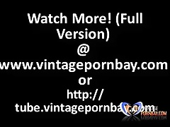 Plaisir Anal Vintage Porn Movie
