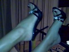 High Heels Feet Foot- Uzun Topuk