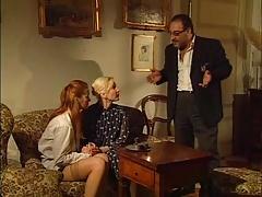 Italienne, Mère que j'aimerais baiser, Plan cul à trois, Rétro ancien