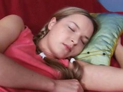 It surely is fully adorable film of Splendid tooshie schooling day with Ivana 18-19 year old