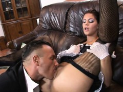 Sometimes a devoted maid needs to provide some extras when