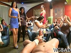 Wild bashes and hardcore sex party videos in HD
