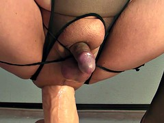 Monster dildo riding addiction 44 Nov-02-2014