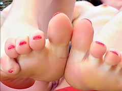 cassidy bliss sexy toes
