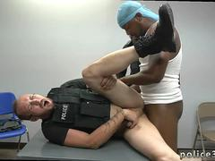 Hot gay police men nude Prostitution Sting